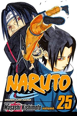 Naruto Tomo 25