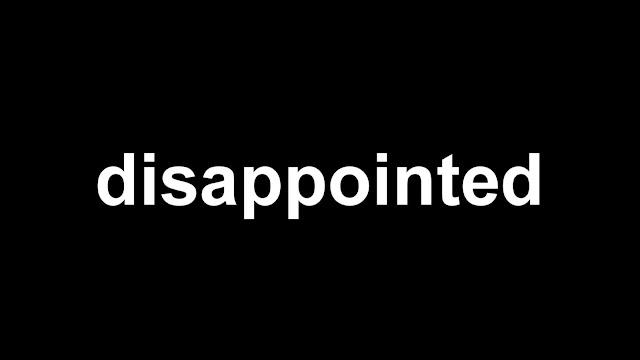 kata kata kecewa