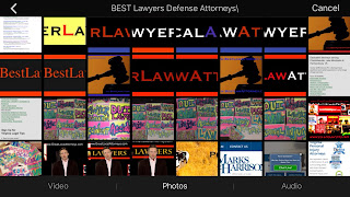 best online video seo social media for lawyers and attorneys.  Market your digital media for your lawyer's personal injury internet advertising campaign on the FRONT PAGE #MediaVizual.com