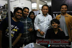 "Menkominfo Kampanye Anti ""Hoax"" di Bank Suara AJI Mataram"