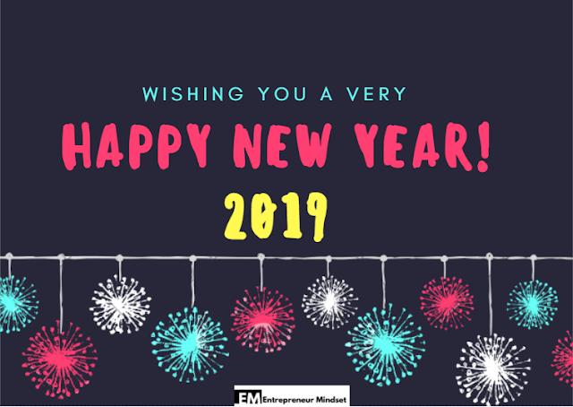 नया साल मुबारक हो प्रेरणादायक संदेश  Happy New Year 2019 Inspirational Messages in Hindi    इस छुट्टियों के मौसम में हर कोई थोड़ा पिक-अप का उपयोग कर सकता है, खासकर जब यह नए साल के संकल्पों के साथ आता है। अपने प्रियजनों के दिलों में थोड़ी सी आशा जगाने और उनके चेहरे पर मुस्कान लाने के लिए इन प्रेरणादायक नए साल के संदेशों में से एक का उपयोग करें।नया साल मुबारक हो प्रेरणादायक संदेश  Happy New Year 2019 Inspirational Messages in Hindi
