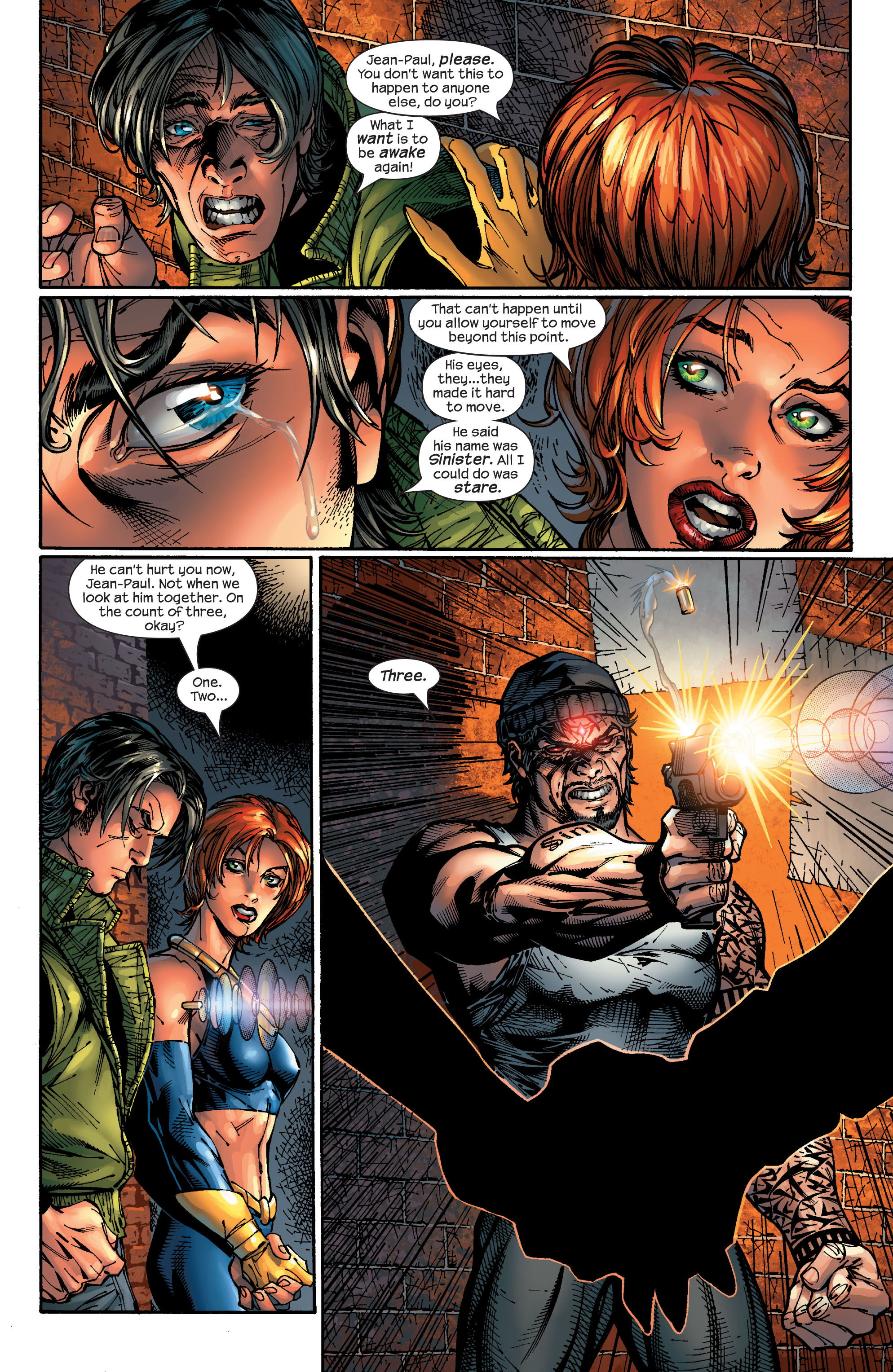 Read online Ultimate X-Men comic -  Issue #47 - 6