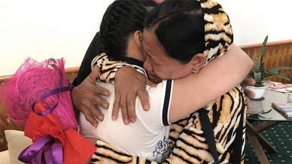 Maid cleared of death sentence for murdering UAE boss returns home, Dubai, Court, Crime, Criminal Case, Murder, Woman, Gulf, Abu Dhabi, World