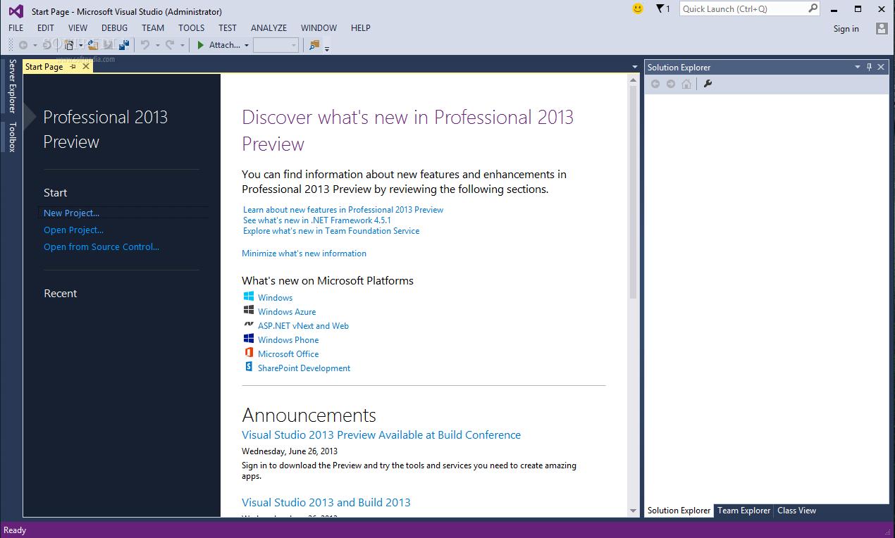 Microsoft visual studio professional 2013 cheap price