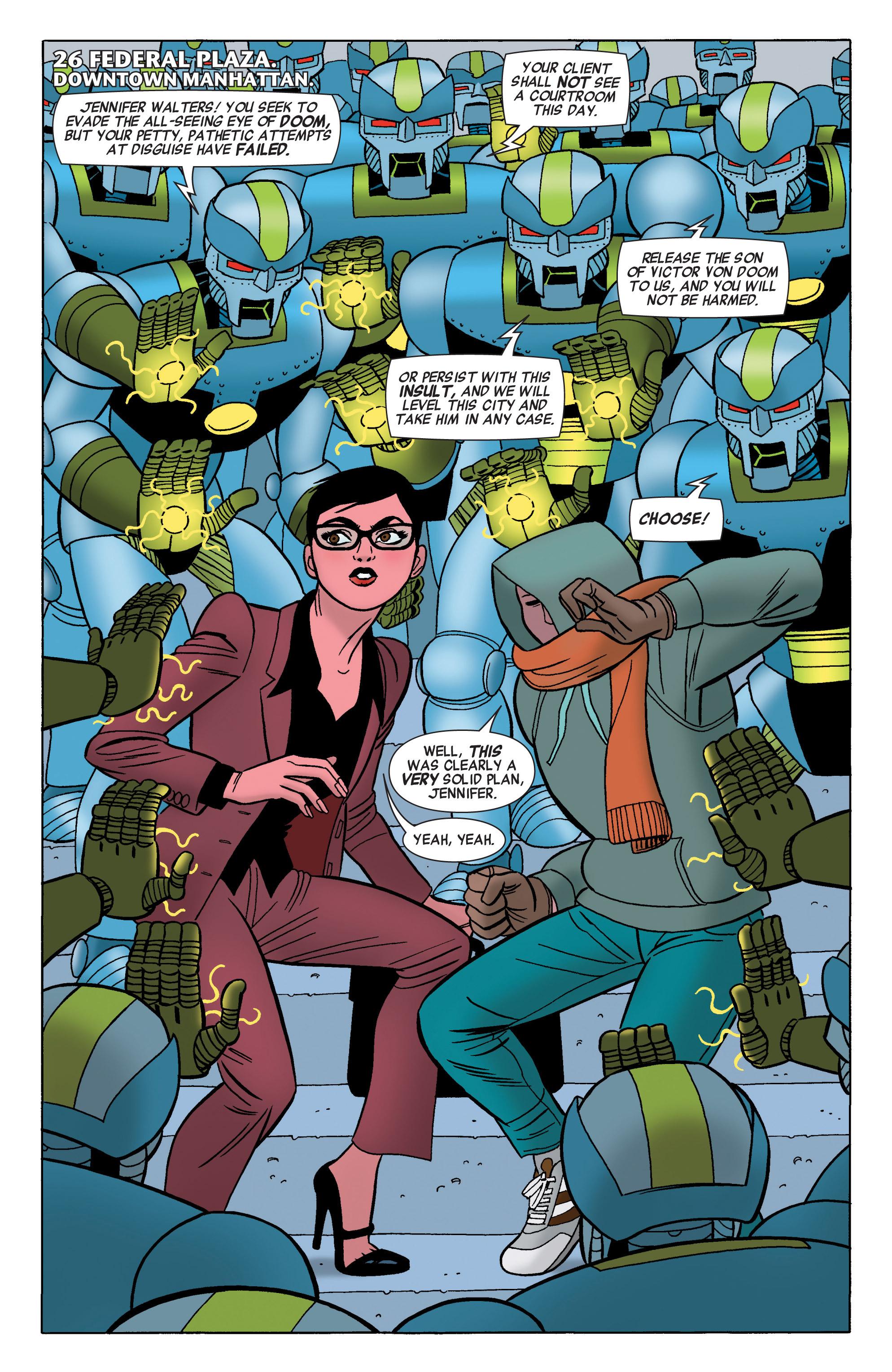 Read online She-Hulk (2014) comic -  Issue #3 - 3