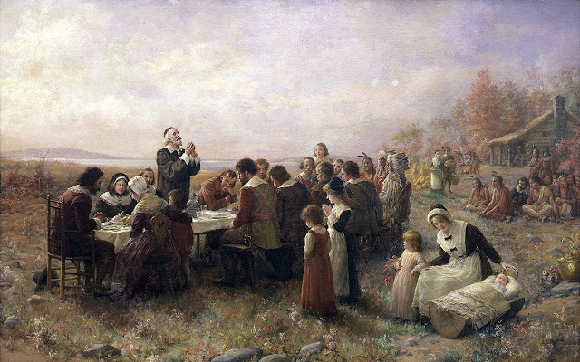 Thanksgiving: Something to be Grateful For... | 31Daily.com