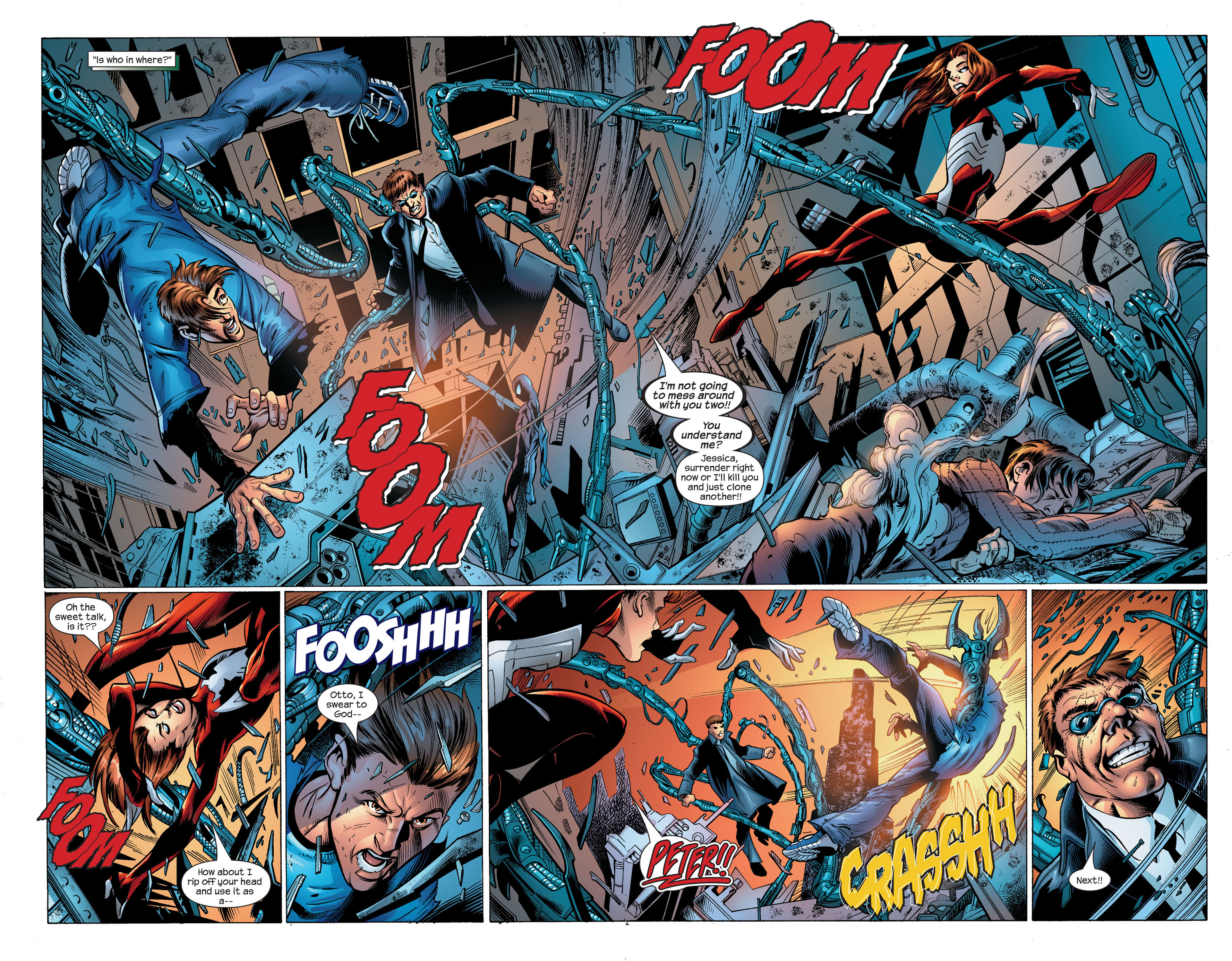 Read online Ultimate Spider-Man (2000) comic -  Issue #104 - 8