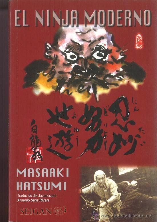 El ninja moderno – Masaaki Hatsumi