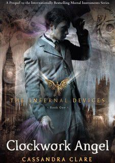 Clockwork Angel PDF Download (The Infernal Devices #1)