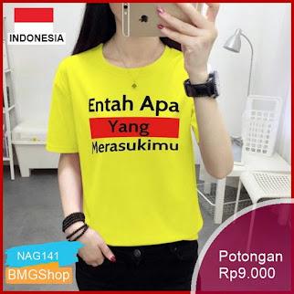 NAG141 Bc088 Tshirt Wanita Tmblr Tee Kaos Murah Bmgshop