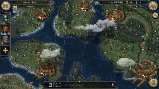 Strategy and Tactics Dark Ages PC Full