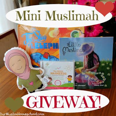 Homeschool Favourites Muslimah Giveaway