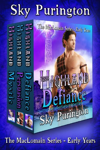 Series Review: The MacLomain Series by Sky Purington +