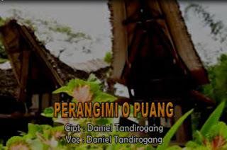 Lirik Lagu Toraja Perangimi O Puang (Daniel Tandirogang)