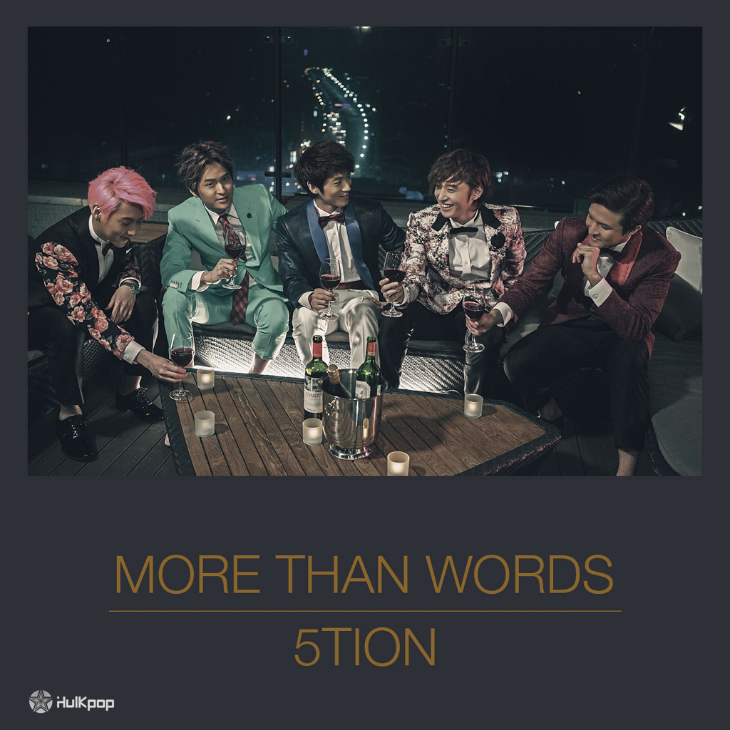 [Single] 5tion – More Than Words