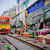 Maeklong Railway Market 美功鐵道市集