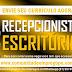 RECEPCIONISTA DE ESCRITÓRIO COM EXPERIÊNCIA PARA ATUAR NO BAIRRO DE AFOGADOS