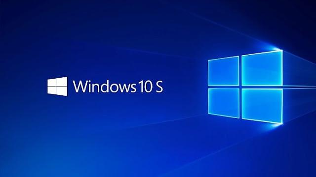 Ahora puede probar las previsualizaciones de Windows 10 S