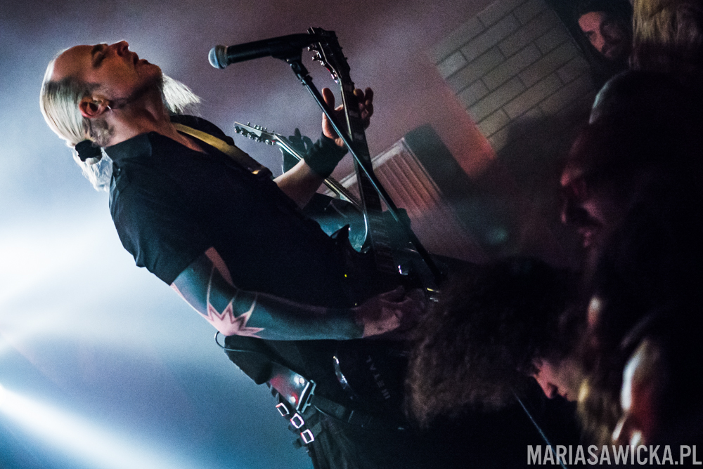 Samael Ceremony of Opposites Tour 2015