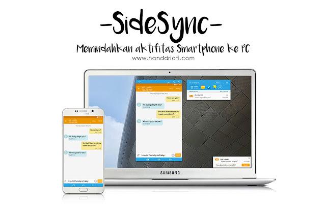 SideSync Samsung Galaxy Note 5