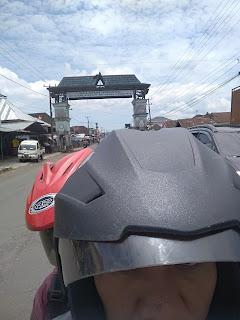 Gerbang kabupaten rejang lebong