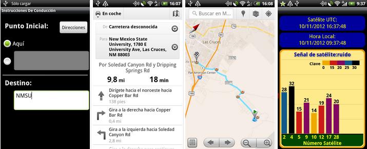 GPS Waypoints Navigator v8.52 APK