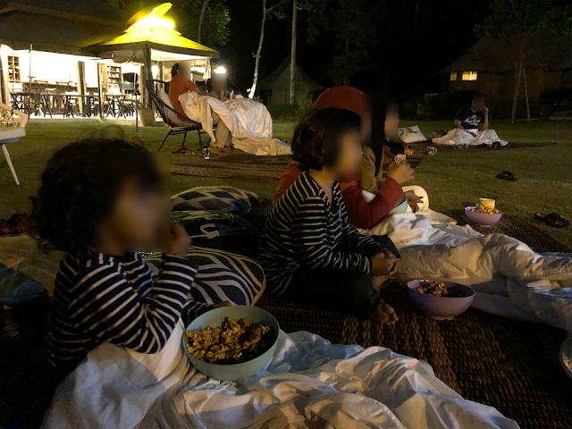 Glamping di Tiarasa Escapes dengan anak-anak