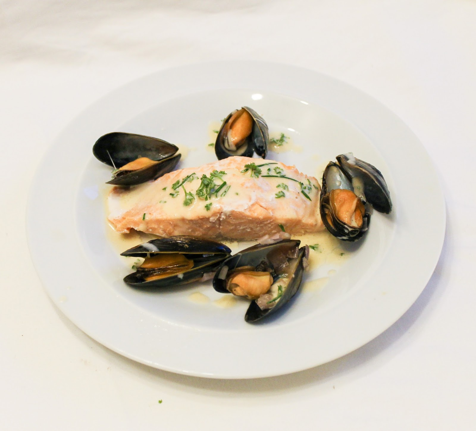 Image Gallery mussel sauce
