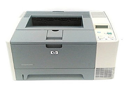 Image HP LaserJet 2420n Printer Driver