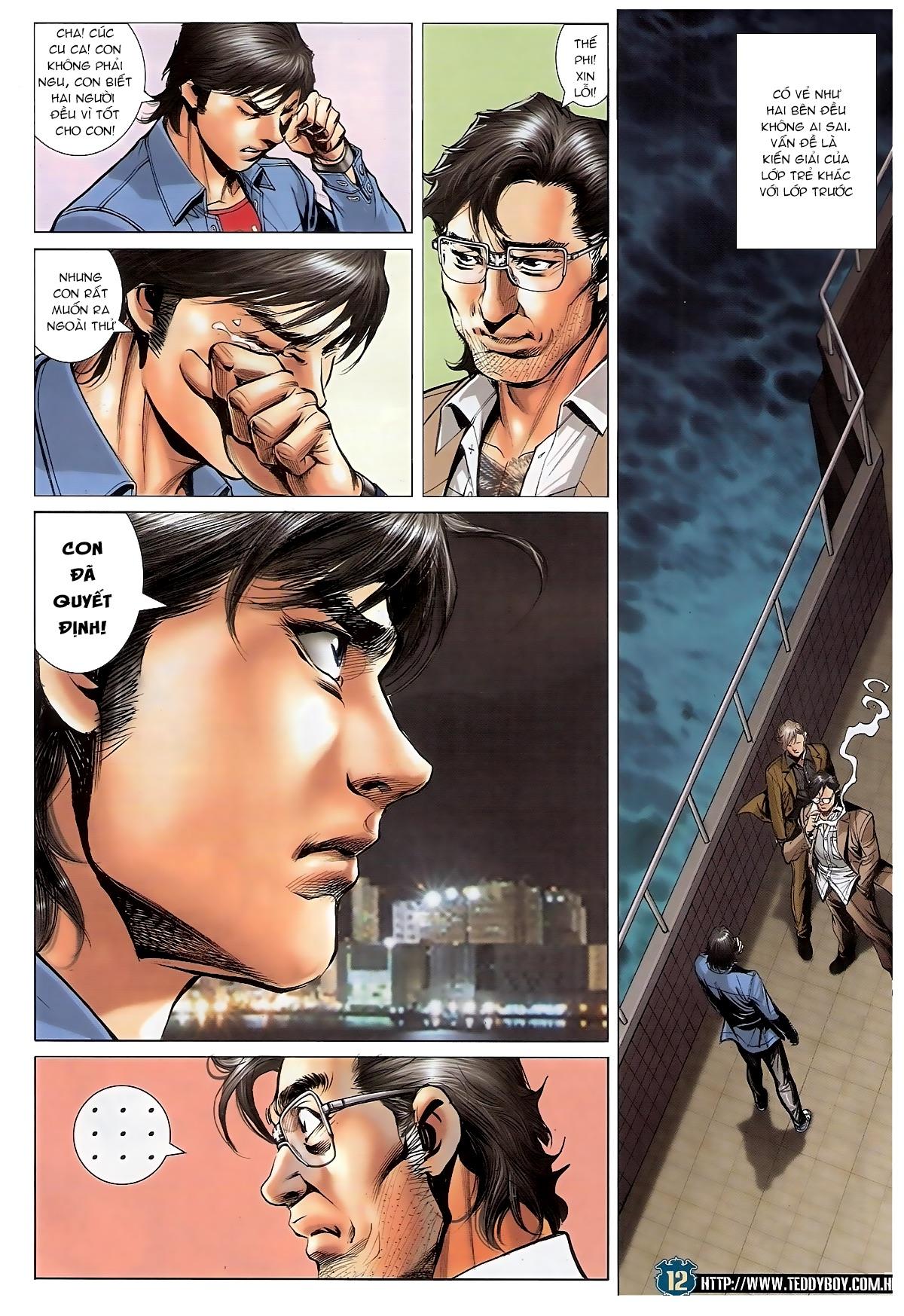 Người Trong Giang Hồ - Chapter 1564: Mãi mãi đều là bắt đầu - Pic 11