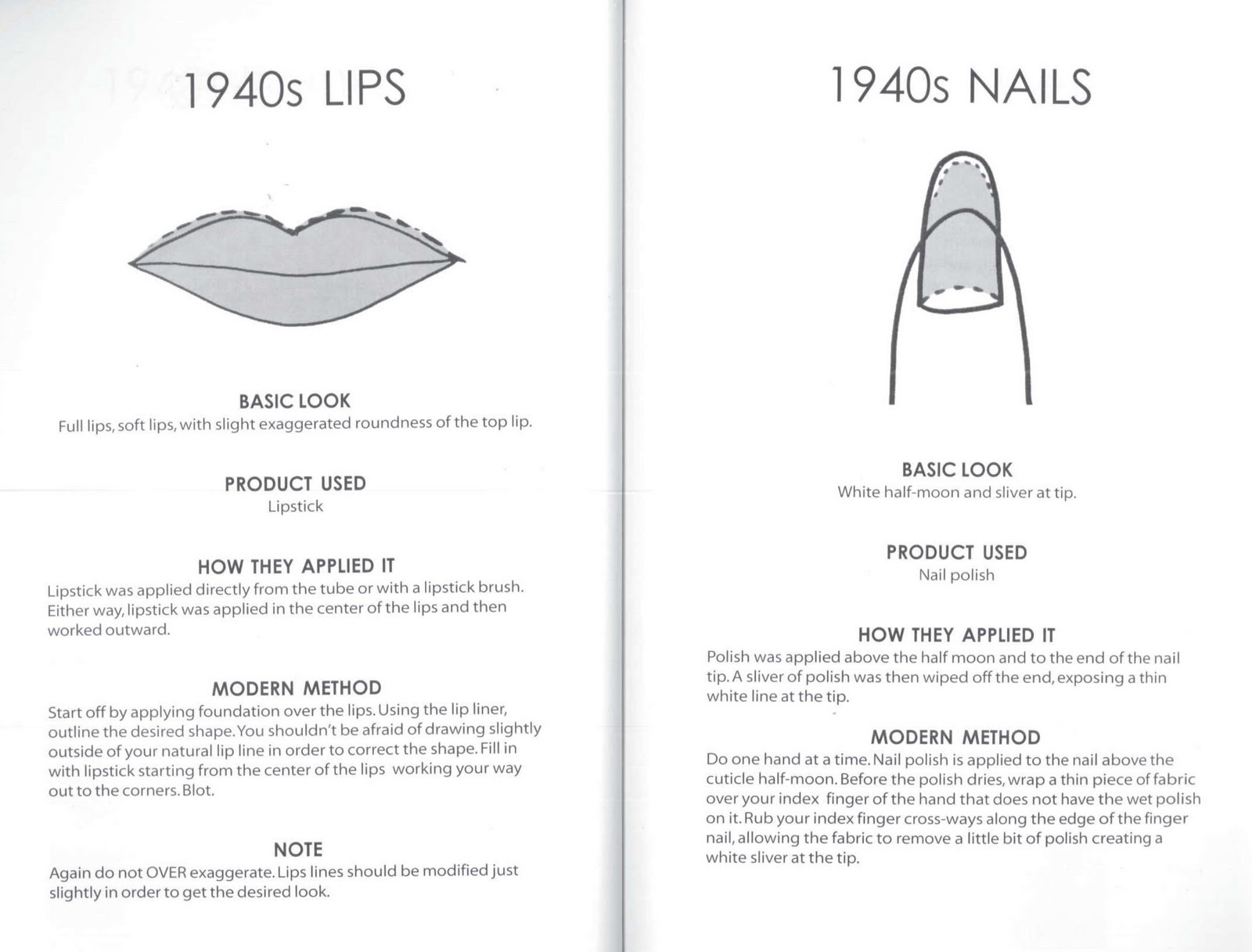 with these fabulous guides on how to apply makeup in a 1940s style. 1600 x 1217.Apply Hairstyles Your Picture