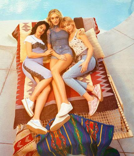 H&M colección Coachella 2017