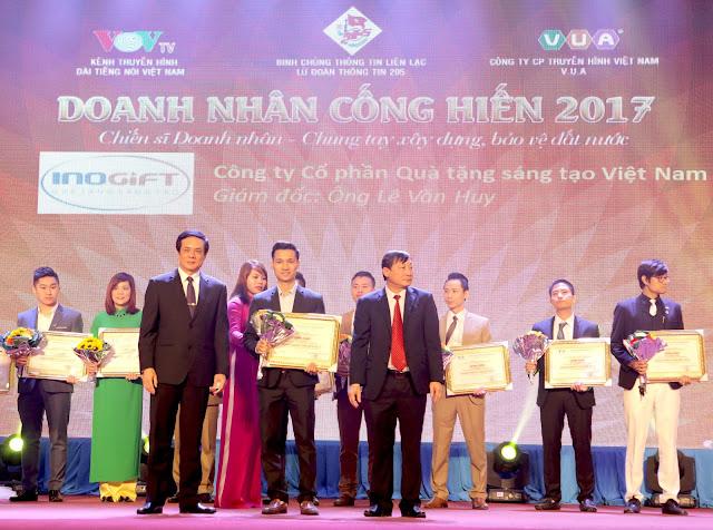 Qùa tặng sáng tạo Việt Nam- nâng tầm thương hiệu Việt