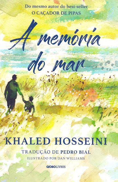 A memória do mar - Khaled Hosseini