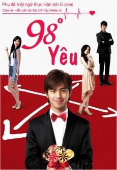 Xem Phim 98 Độ Yêu 2012
