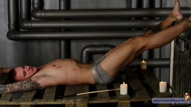 RusCapturedBoys - Ruslan Rents His Body. Part II.