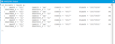 SAP ABAP Tutorials and Materials, SAP ABAP Certifications, SAP ABAP Guides, SAP ABAP Process, SAP ABAP Development