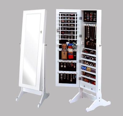 concours de no l 8 miroir coffre bijoux chez. Black Bedroom Furniture Sets. Home Design Ideas