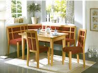 Minimalist Corner Kitchen Table Idea
