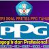 Contoh Soal Pretes PPG Beserta Kunci Jawaban untuk TK, SD, SMP, SMA dan SMK