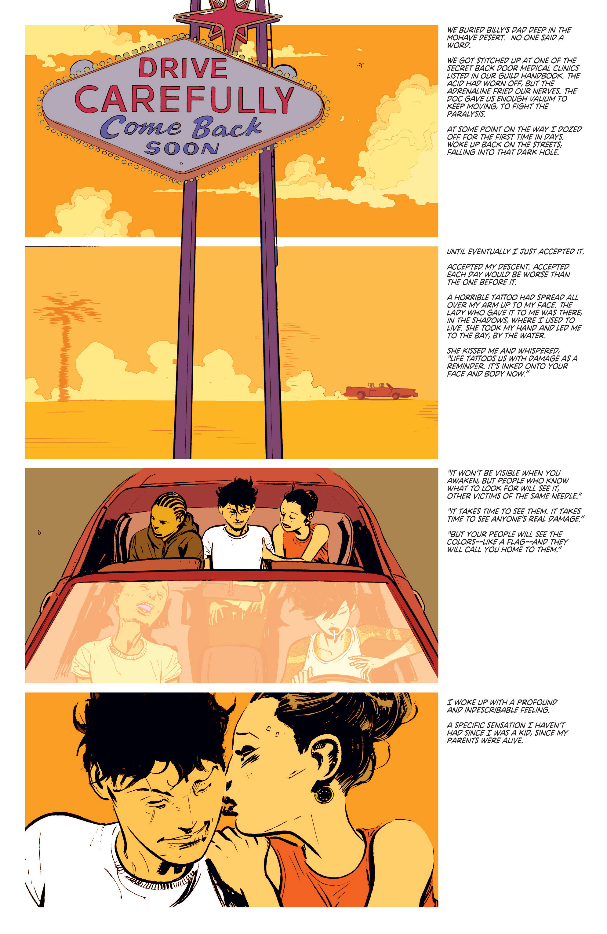 Read online Deadly Class comic -  Issue #6 - 21
