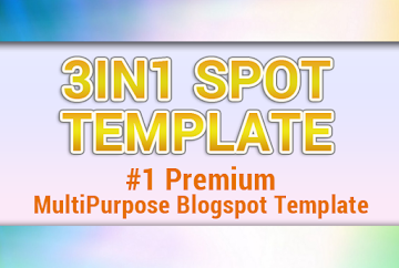 MultiPurpose Blogspot Template