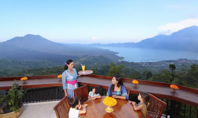 Wisata Danau Batur Kintamani, Bali, Indonesia