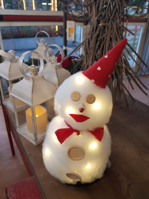 laboratorio creativo di Natale nel Villaggio di Natale Flover