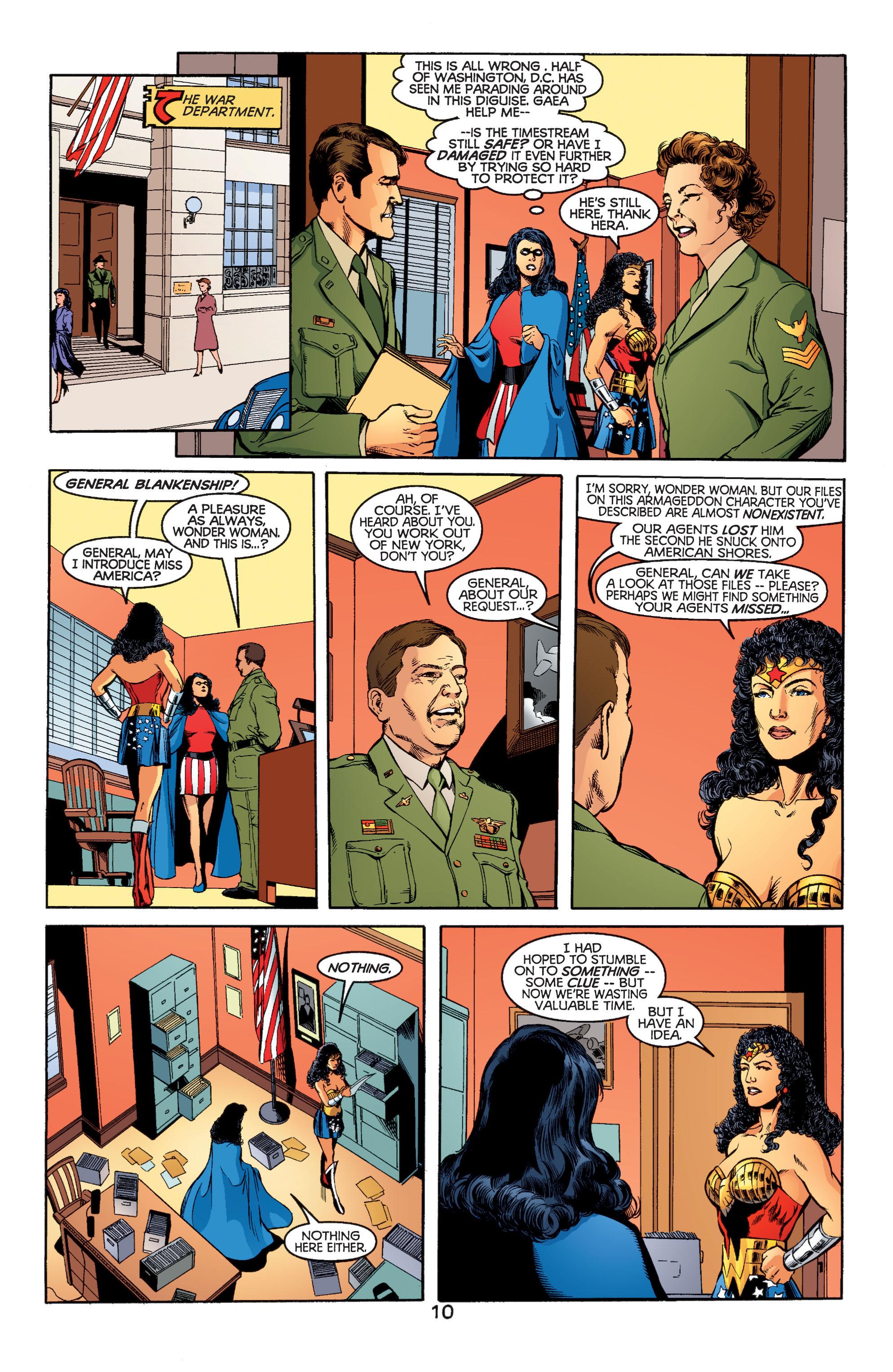 Read online Wonder Woman (1987) comic -  Issue #185 - 11