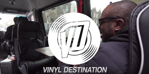 DJ Jazzy Jeff | Vinyl Destination World Tour 2017 | Liege to London