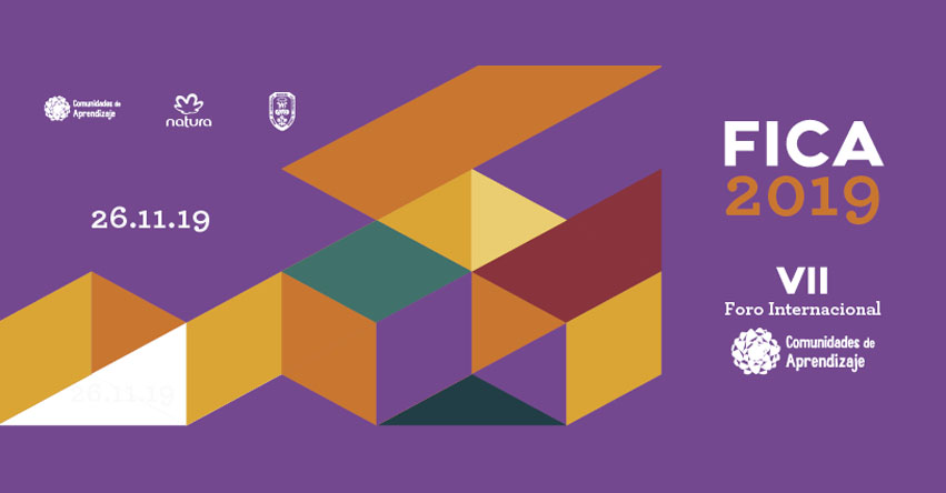 VIDEO: «VII Foro Internacional Comunidades de Aprendizaje FICA 2019» www.comunidaddeaprendizaje.com.es