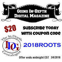 Going In-Depth Digital Magazine COUPON CODE
