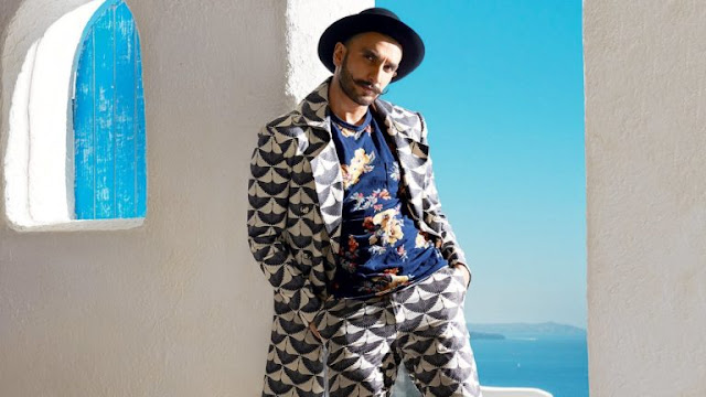 Ranveer Singh Awesome Funky latest 2017 Photo shoots HD Images