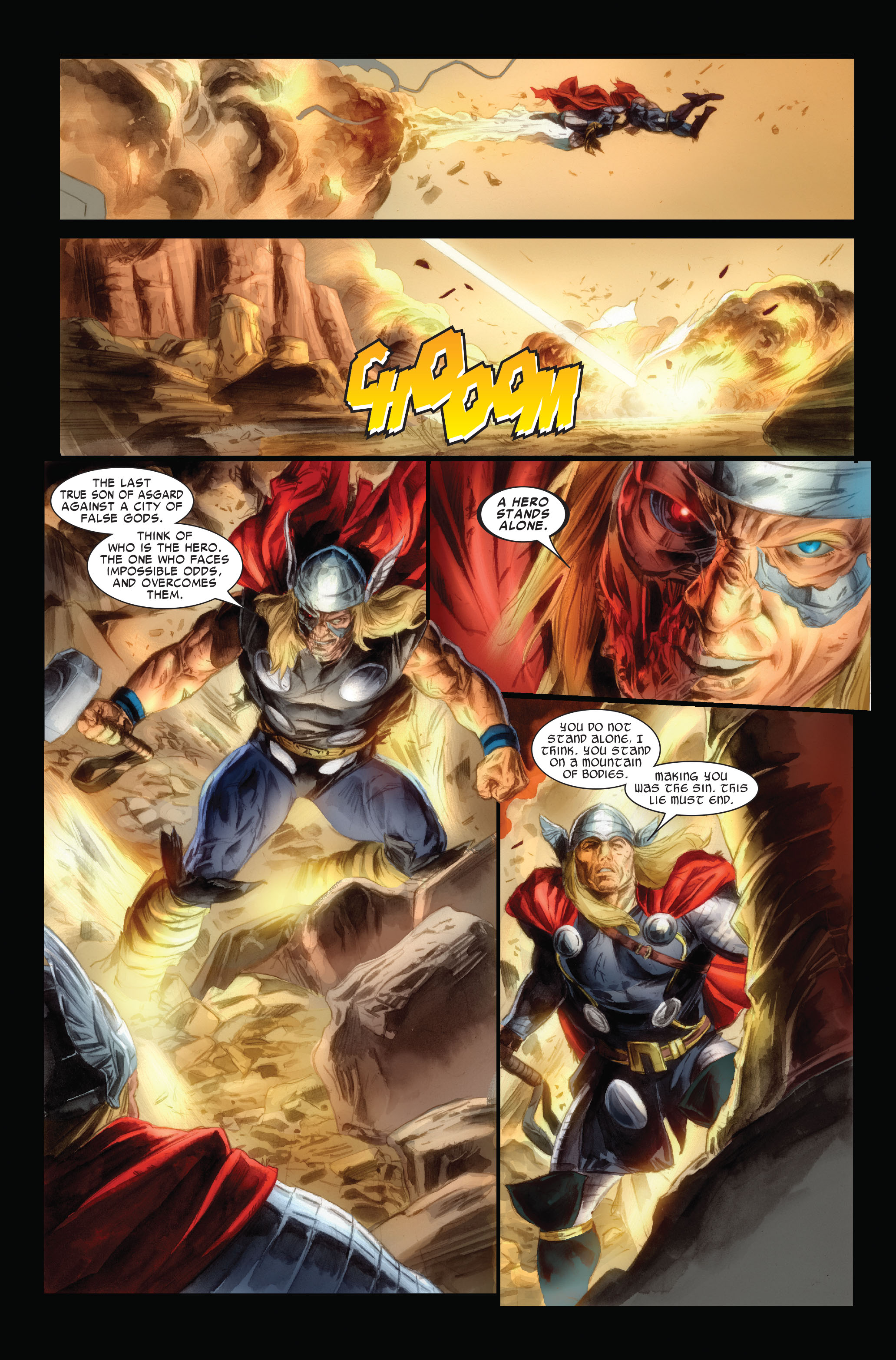 Thor (2007) Issue #610 #23 - English 19